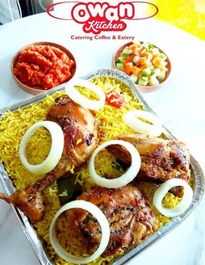 Biryani Chicken 250,000/5pax